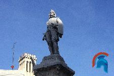 Estatua de Quevedo