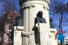 Monumento a los saineteros madrileños