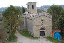 Iglesia de Santa Fe de Calonge