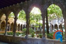 Monasterio de Santa Anna- Ana