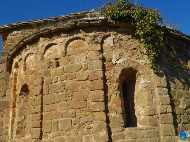Iglesia de San Miquel de Fontanet