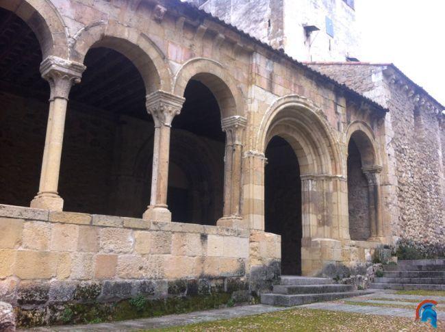 Iglesia de San Clemente Segovia