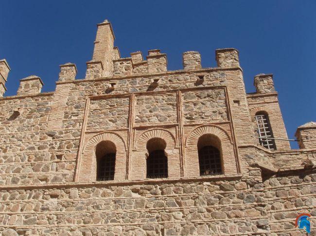 Puerta de Alfonso VI Toledo