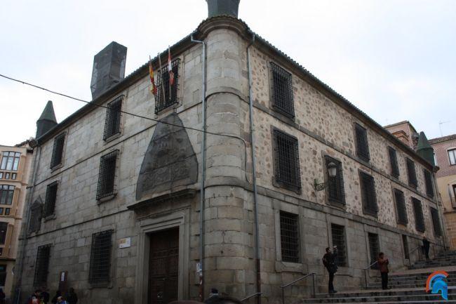 Cárcel Real de Segovia
