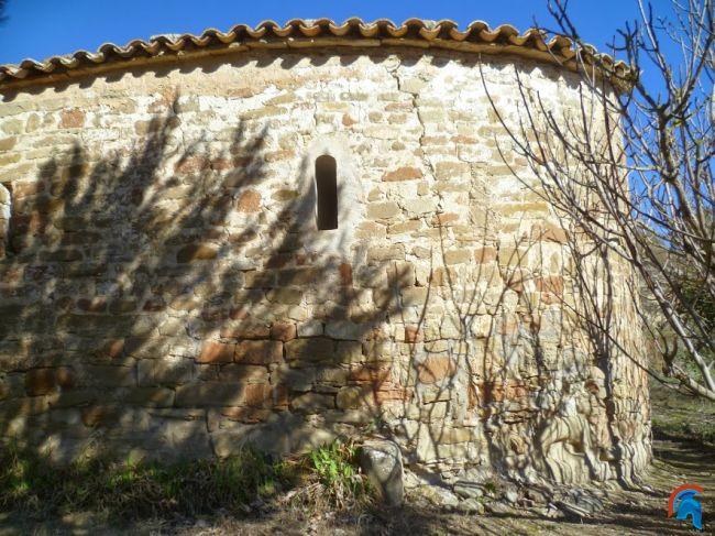 Capilla de Santa Eulalia de Molsosa