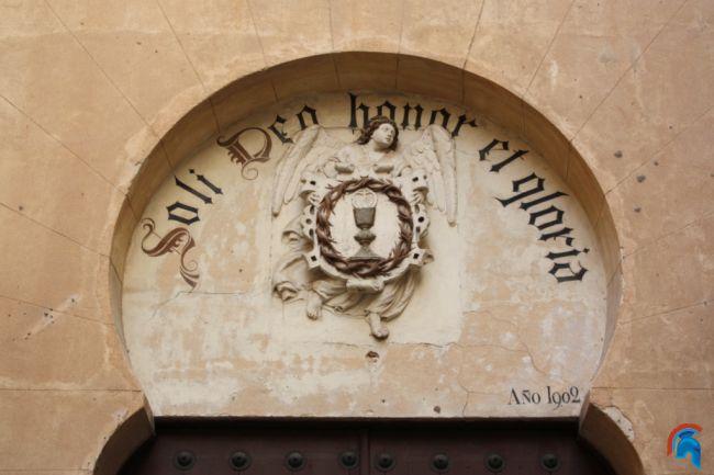 Iglesia y convento del Corpus Christi