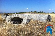 Bunker carretera de Brunete Villanueva de la Cañada
