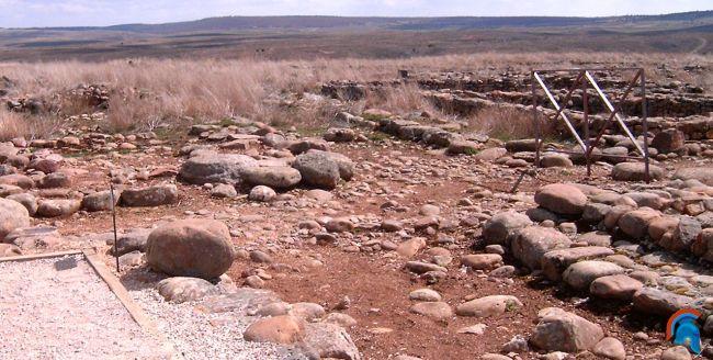 Yacimiento celtíbero de Numancia