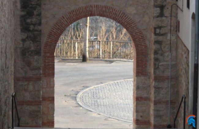 Puerta del Sol Segovia
