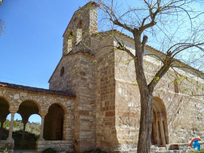 Santa Maria, Veciana