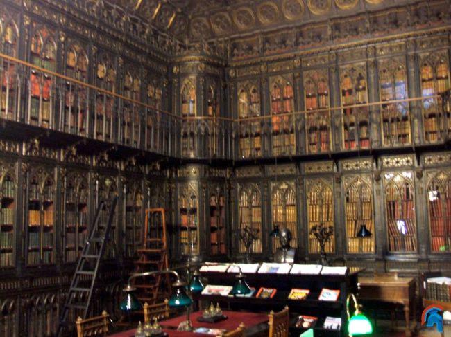 Biblioteca del Senado de España