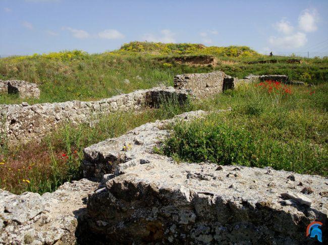 Ciudad romana de Lancia