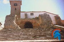 Santa María de los Alcázares, Maqueda