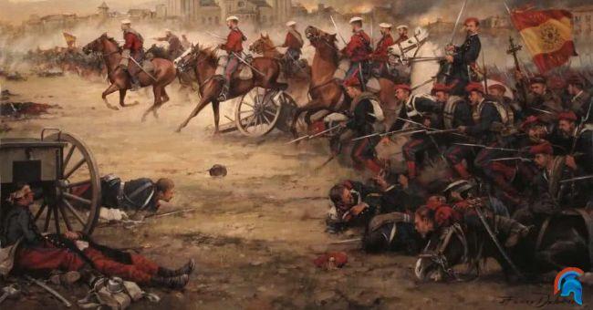 Primera Guerra Carlista 1833-1840