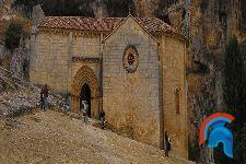 Ermita de San Bartolomé río Lobos