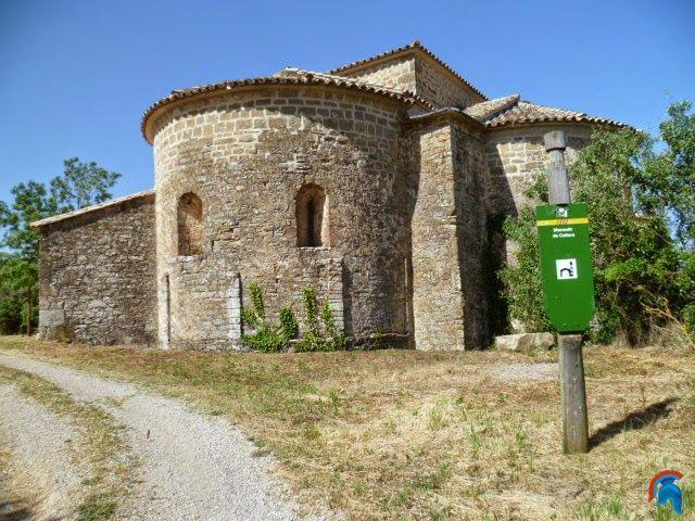 Monasterio de los Santos Celedonio y Emeterio de Cellers