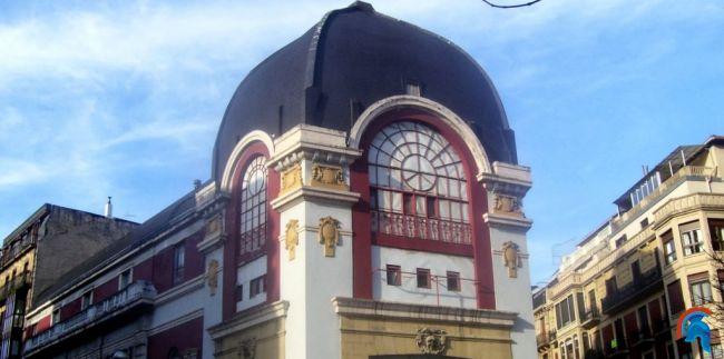 Teatro de Bellas Artes en San Sebastián/Donostia