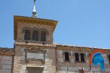 Plaza de España de Consuegra