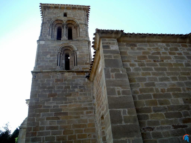 Iglesia de Santa Cecilia Aguilar de Campoo