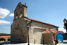 Iglesia de Santiago Apóstol de Venturada