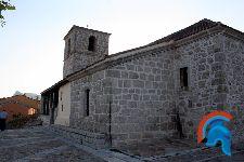 Iglesia de Santiago Apóstol de El Berrueco.