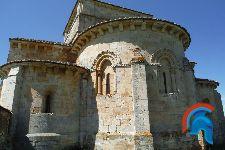 Iglesia de Santa Eufemia de Cozuelos