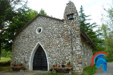 Ermita de Riupedros en Vilaller