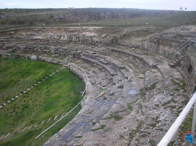 Ciudad Romana Clunia