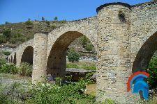 Puente gótico de Vilomara
