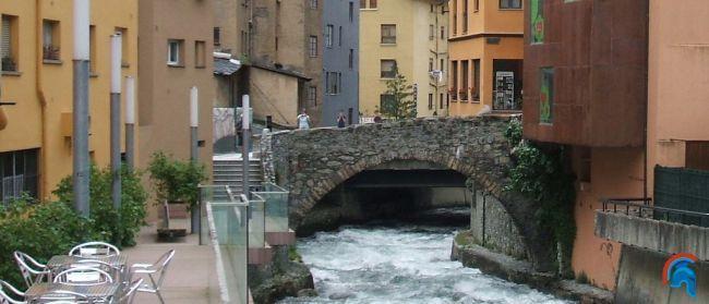 Pont de Engordany