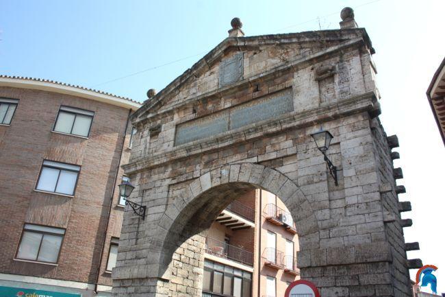 Puerta de Corredera Toro