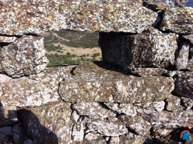 Posición Muro de Piedra