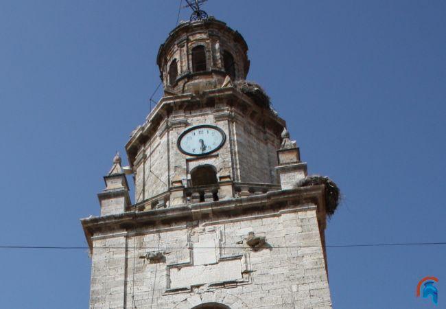 Puerta del Mercado y Puerta del Reloj