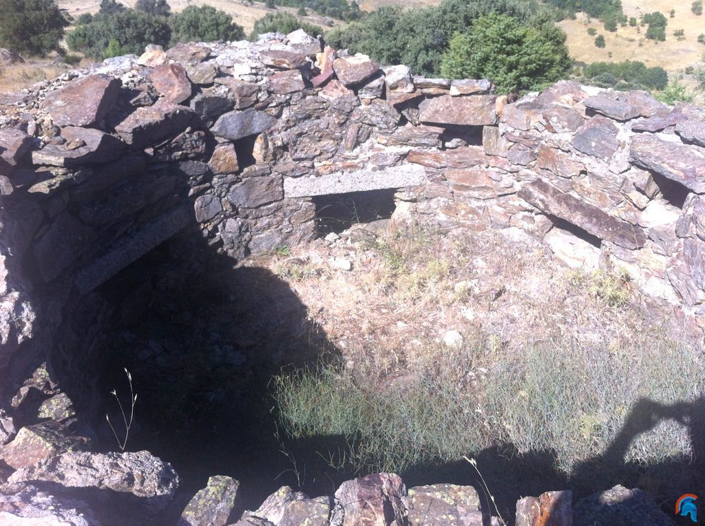 Conjunto fortificado Cruz Verde-Zarzalejo