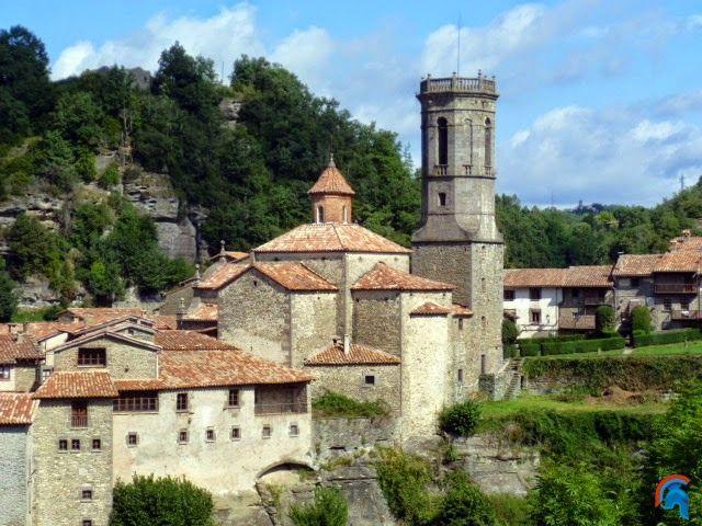 Iglesia de Sant Miquel en Rupit