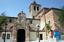 Iglesia de El Salvador Arévalo