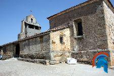 Iglesia de Santiago Apóstol Mellanes