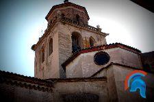 Iglesia de San Juan Bautista Arévalo