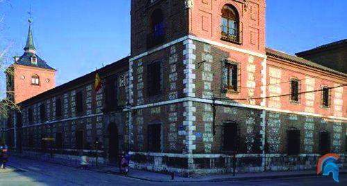 Colegio Menor de San Ciriaco y Santa Paula