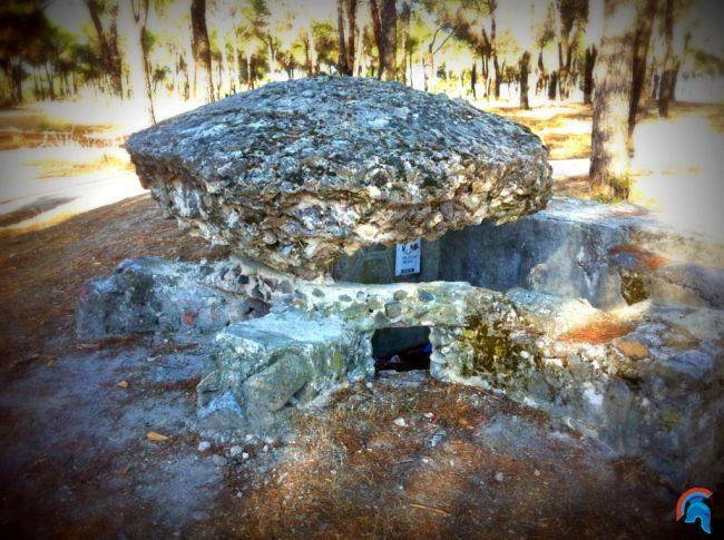 Bunker 3 Dehesa de Navalcarbón Las Rozas