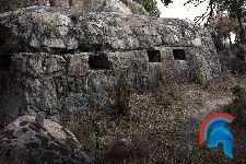 Ruta de Bunkers de Fresnedillas de la Oliva.
