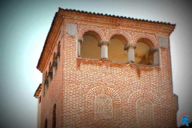Palacio de Valdeáguila en Arévalo