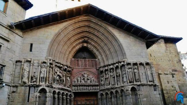 Iglesia de San Bartolomé Logroño