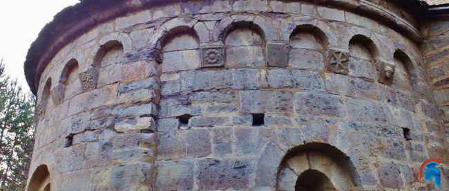 Monasterio de San Adrián de Sásave