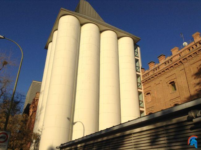 Fábrica de cerveza El Águila Madrid
