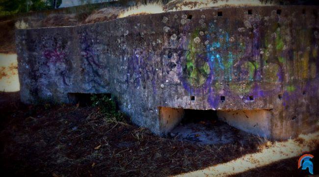Bunker 5 Dehesa de Navalcarbón Las Rozas