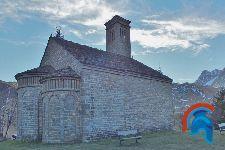 Iglesia de San Urbez y San Miguel de Basarán