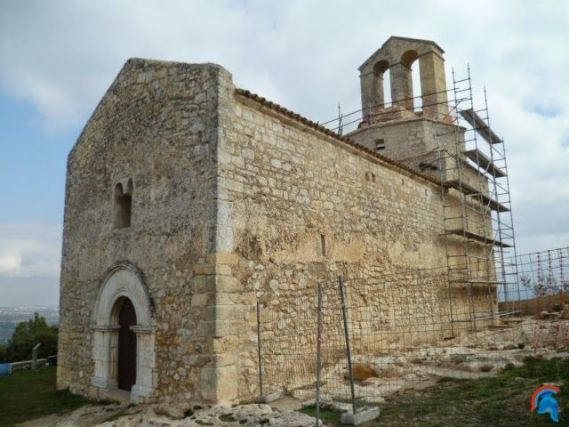 Sant Miquel de Olérdola y necrópolis