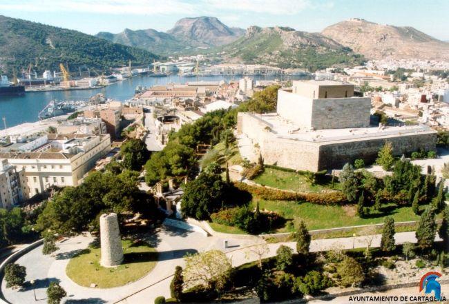 Castillo de la Concepción o de Asdrúbal