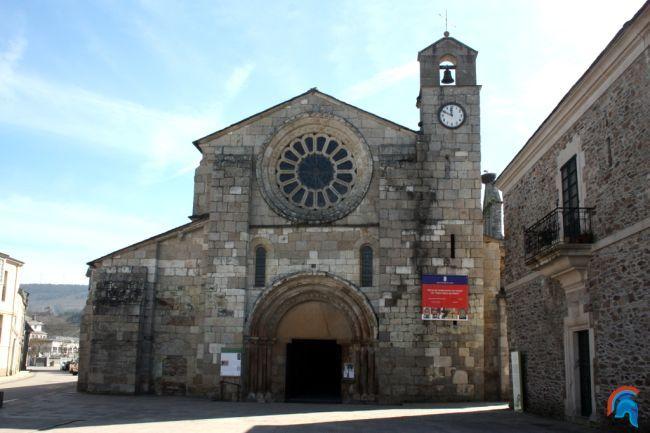 Colegiata de Santa María de Meira Lugo